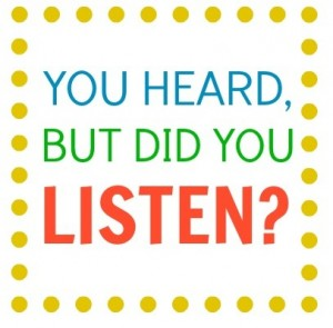 """Holy curiosity"""" as a way to think about effective listening ..."""