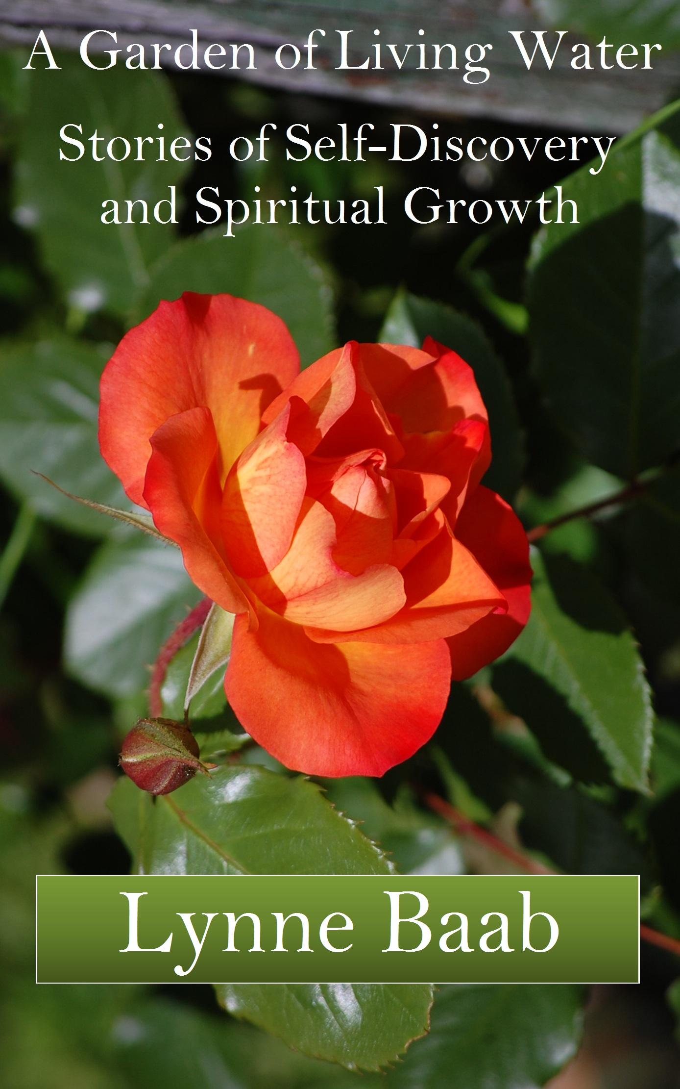 A Garden of Living Water: Stories of Self-Discovery and Spiritual Growth