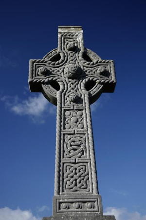 Celtic Christianity: the earth and art