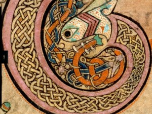 Celtic Christianity: Ross's story about art