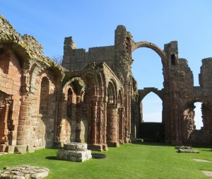 What I learned from Bishop Aiden of Lindisfarne