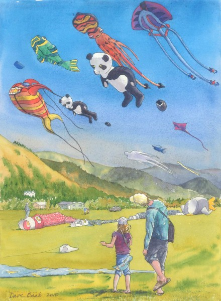 Spiritual diary of sheltering in place: a kite string as a lifeline